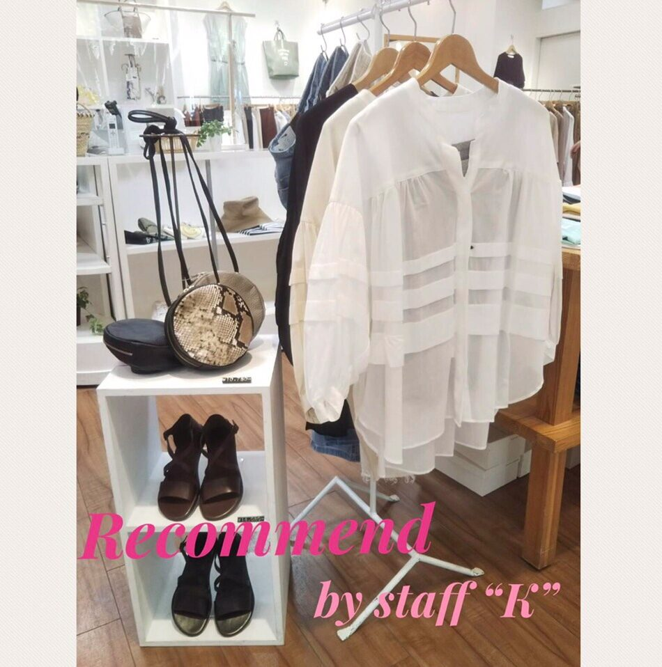 RECOMMEND アイテム