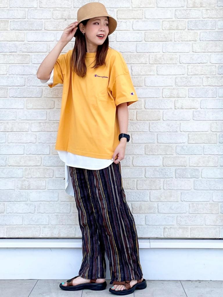 Summer SALE!大人気ブランドTシャツ今だけ¥2,000(税込¥2,200)!