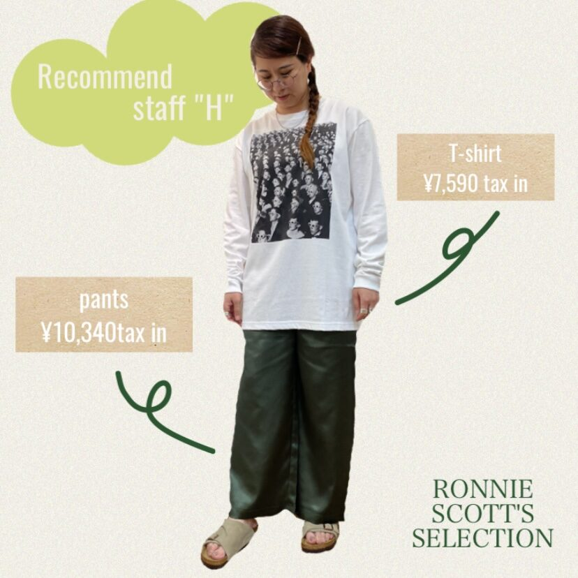 RONNIE SCOTT'S SELECTION  スタッフRecommend【第二弾】